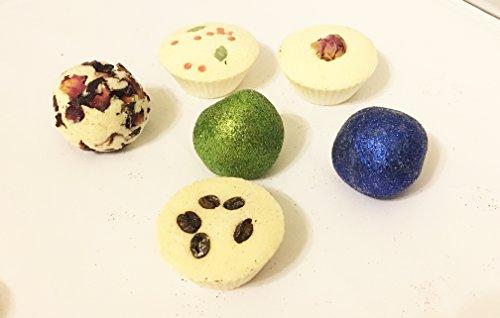 truffle-christmas-gift-box-6-piece-coffee-kisses-truffle-rose-bath-truffle-jolly-holly-truffle-elf-p