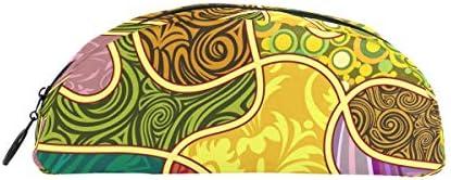Bonipe coloré abstrait Peinture Trousse Stylo Sac Sac Sac étui support Porte-monnaie Maquillage pour Trave Bureau | De Qualité  89dcef