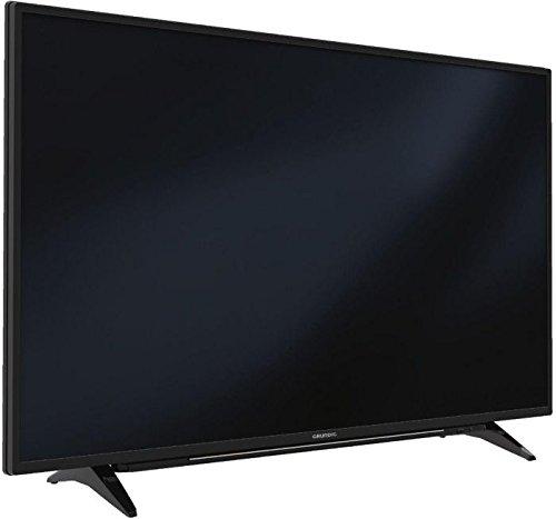 Grundig 55 VLX 8810 BP - 139 cm (55 Zoll) TV (4K Ultra HD, HDR, Smart TV, PVR, WLAN, Triple Tuner (DVB T2), USB