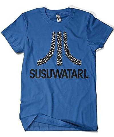 Camisetas La Colmena - T-shirt - Homme Bleu bleu -