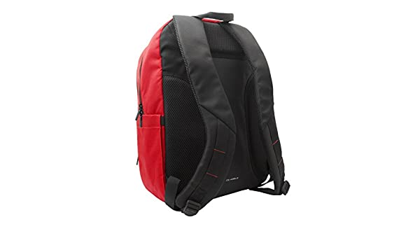b6cc85f996ce Ferrari Scuderia 15 Inches Red and Black Backpack: Amazon.in: Bags, Wallets  & Luggage