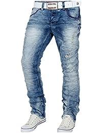Red Bridge Homme Jeans / Jeans Straight Fit Havanna