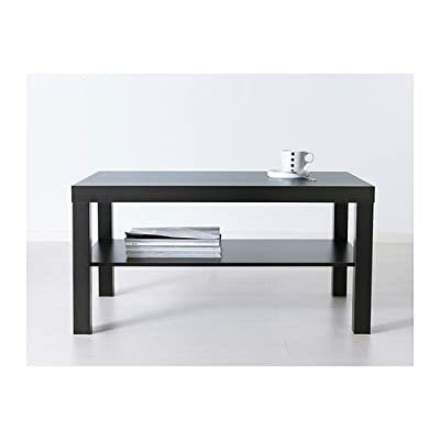 Lack Coffee Table In Black