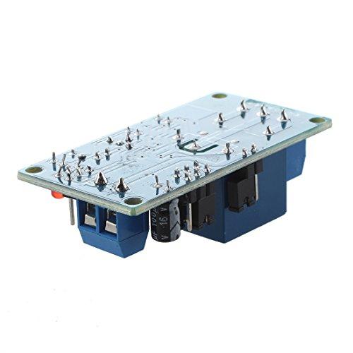 Timer Modul – SODIAL(R)SRD 12V DC-SL-C NC Relais Modul mit 12V DC Verzoegerter Timer - 4
