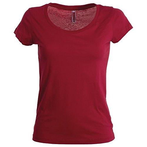 ATELIER DEL RICAMO - T-shirt de sport - Femme Bordeaux