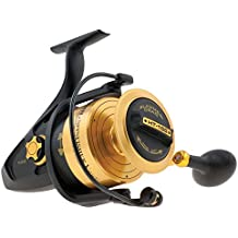 Penn Spinfisher SSV9500 - Carrete de pesca frontal (13 kg), color negro