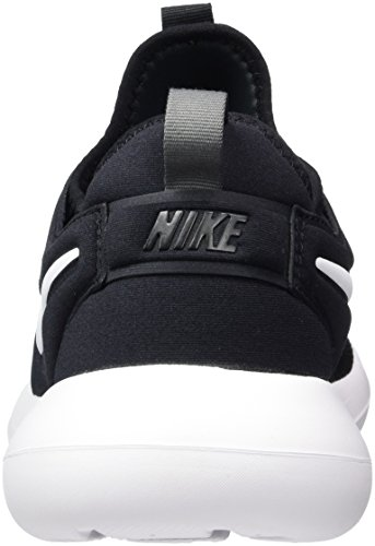 Nike Herren Roshe Two Sneaker Schwarz (Black/White/Anthracite/White)