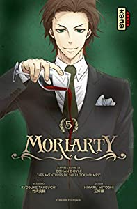 Moriarty the Patriot Edition simple Tome 5