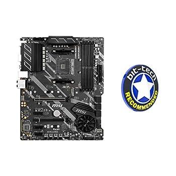 MSI X570-A PRO Scheda Madre, Socket AMD AM4, DDR4, M.2, USB 3.2 Gen 2, HDMI, ATX