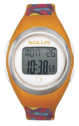 Bernex SL-800-010 - Reloj digital unisex de plástico Resistente al agua