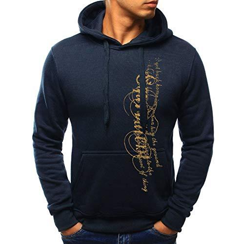 2018 Herbst-Winter Herren Pullover Kapuzenpullover Hoodie Strickpullover mit Kapuze Longsleeve Sweater Sweatshirt