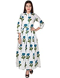 Shubhangie Indo Western Kurties For Women's, Exclusive White Party Wear Dress For Girls, New Fashion Kurties For...