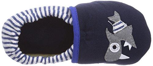 Baby blau 548 Lauflernschuhe dk Jungen Blau Bodensee Giesswein Zx587qwz8