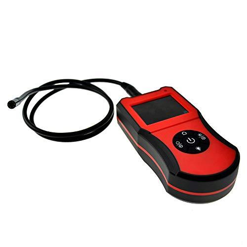 THINKMIC Endoskop Kamera,Abflusskamera,Inspektionskamera Rohrkamera, Wireless, Potensic Semi-Rigid, Waterpoof, WiFi,2,7-Zoll-LCD, mit CMOS Sensor