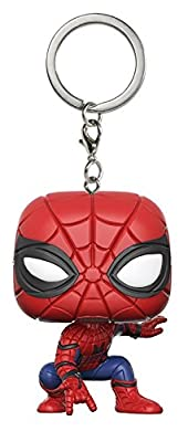 Funko Pop! Porte-clés - Spider-Man Homecoming Figurine