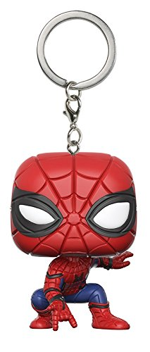 Funko Pop llavero Spider Man Homecoming