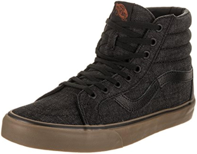 Boxfresh Herren Swich Sh WXD CNVS/PU Blk Sneaker
