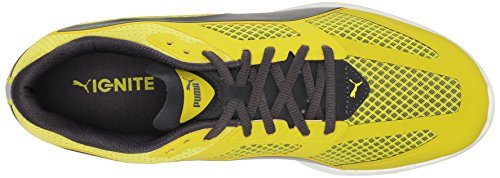 Puma Ignite Mesh scarpa da running Sulphur Spring-Periscope