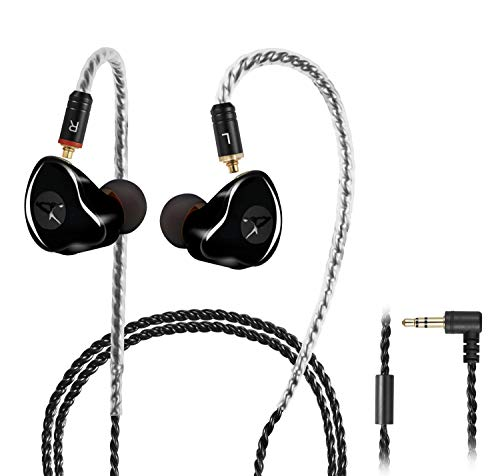 MMCX - Auriculares in-Ear Cable Monitor Sonido Auriculares