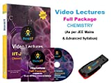 #8: IIT JEE Video Lectures : Chemistry Class 12th : In DVD