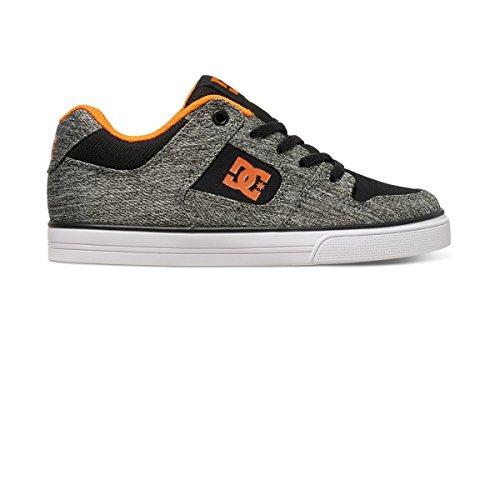 DC Shoes Pure Elastic TX Se - Chaussures Slip-on pour Garçon ADBS300257