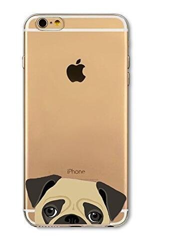 Cartoon Cover Per iPhone 5C,Hippolo Custodia Protettiva Shell Case Cover Per iPhone 5C in Silicone TPU (Per iPhone 5C, 2) 2