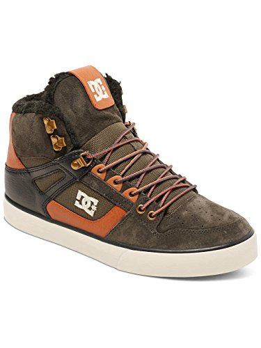 DC Universe Herren Spartan Wc Wnt High-Top Oliv