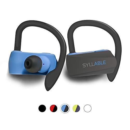 Syllable Cuffie Senza Fili Bluetooth D15, TWS per iPhone Samsung Huawei, iPad e Altro