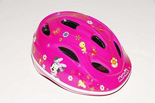 Fahrradhelm Kinderhelm Kinder Fahrrad Rad Schutzhelm Helm Disney Minnie Mouse Maus VOLARE