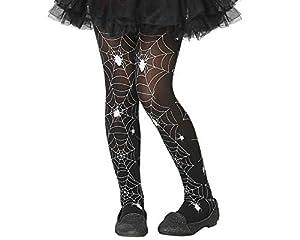 Atosa-38176 Medias Halloween Niño, Color negro, única (38176