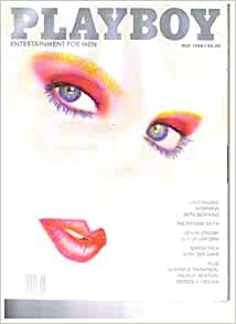 PLAYBOY MAGAZINE May 1988 Mbox2426 Don King Denise Crosby ...
