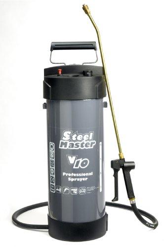 SteelMaster Hochleistungssprühgerät V10, Stahl, 10L, 6bar u. Ölfest