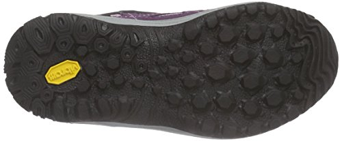 Kamik Scooterg, Chaussures de Randonnée Hautes Mixte Enfant violet (PURPLE/PUR)