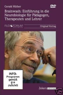 Brainwash - Einführung in die Neurobiologie, DVD