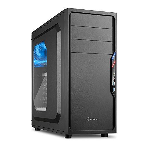 Sharkoon VS4-W PC-Gehäuse mit Window Kit