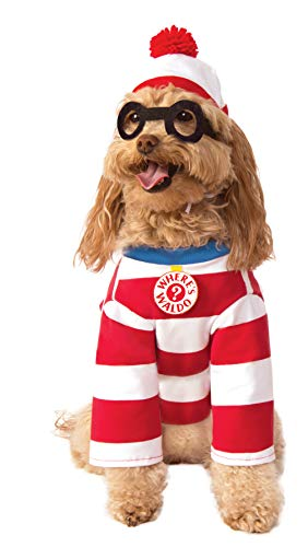 Rubie´s Where 's Waldo Pet Kostüm, ()