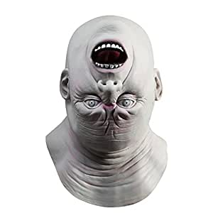Halloween Masks Scary Costumes Creepy Party Latex Mask for Men and Women (Halloween Mask)