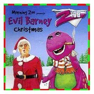 Z100 Morning Zoo Presents Evil Barney Christmas (2001-08-02) Z100 Audio