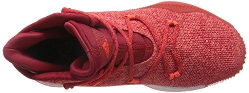 adidas Crazy Explosive J, Basket garçon Rouge - Rosso (Redsld/Scarle/Solred)