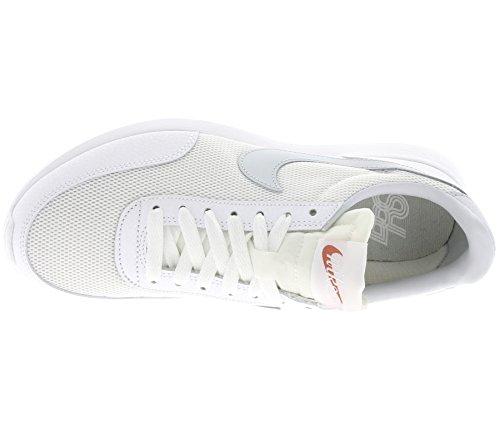 Nike Damen Wmns Roshe Dbreak Nm Turnschuhe, Weiß, taglia unica Weiß (White / Pure Platinum)