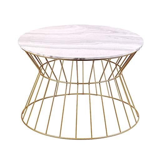 Tavolini Da Salotto Che Si Trasformano In Tavoli Da Pranzo.Ysyw Tavolini Da Salotto Gambe In Ferro Bianco Con Ripiano In