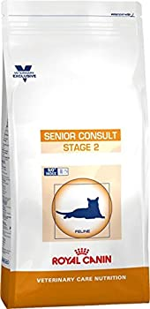 Royal Canin Senior Consult Stage 2 Nourriture pour Chat 400 g