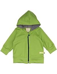 loud + proud Unisex Baby Kapuzenjacke Jacket