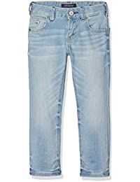 Scotch & Soda Shrunk Floyd-Lava Tears, Jeans Garçon