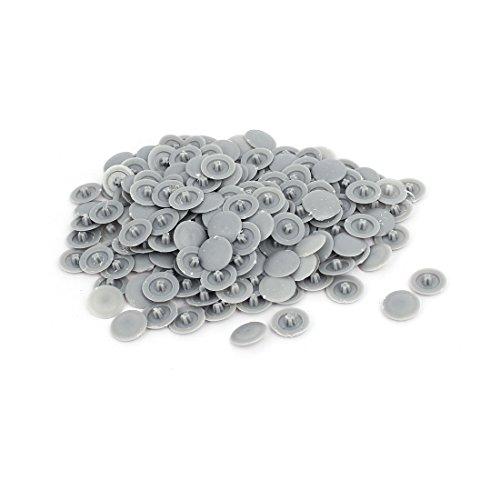 Aexit 12mm Durchmesser Kunststoff Phillips Schraubverschluss Loch Stecker Staubdicht Abdeckungen Grau 300st (7c99c313f77d7879f6be37a8fa487f5e)