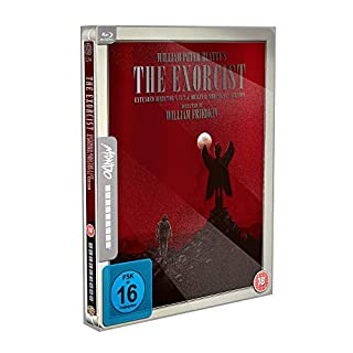 The Exorcist - Director's Cut & Theatrical Version - Mondo Steelbook  (3 Blu Ray) [Blu-ray] [Import italien] (B07K2HDGFM) | Amazon price tracker / tracking, Amazon price history charts, Amazon price watches, Amazon price drop alerts