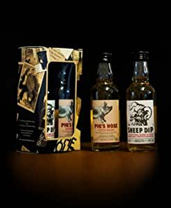 Miniature Whisky Gift Pack - 10cl