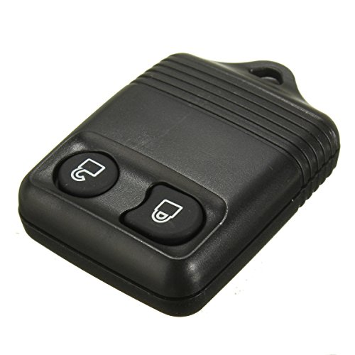JenNiFer 2 Buttons Remote Key Replacement Shell Case for Ford Explorer Escape