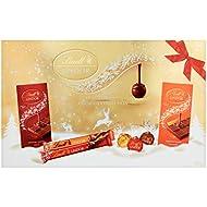 Lindt Lindor Christmas Chocolate Selection Box, 500 g