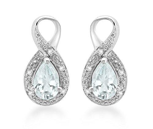 carissima-gold-9ct-white-gold-diamond-and-aquamarine-stud-earrings